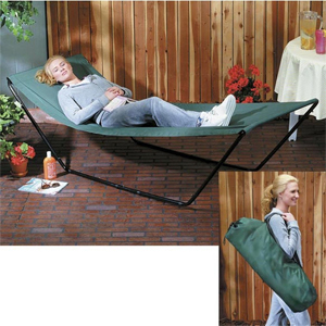 Portable Hammock with Frame : $41.99