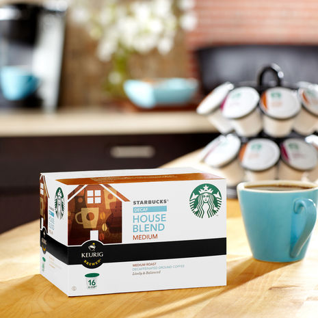 Starbucks K-Cups : Buy 1, Get 1 Free