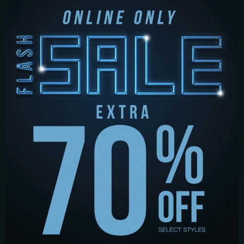 Tilly's : Extra 70% off + 99¢ S/H