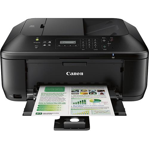 Canon PIXMA Wireless All-In-One Printer : $49.99 + Free S/H