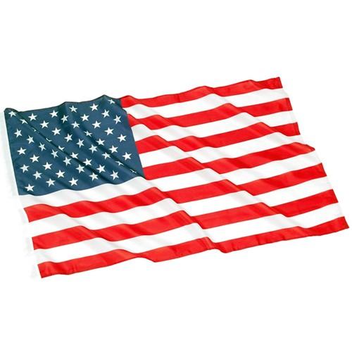 3'x5′ American Flag : $4.99 + Free S/H