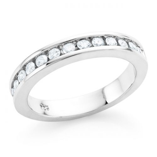 1/2 Carat Diamond Ring : $89 + Free S/H
