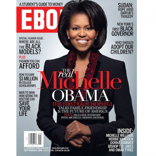 Ebony Magazine Subscription : $2