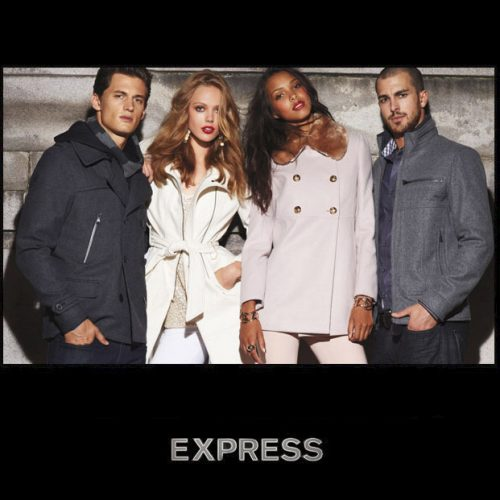Express : 40% off Everything