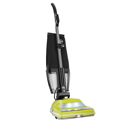 Hoover Heavy-Duty Bagless Upright Vacuum : $99.99 + Free S/H