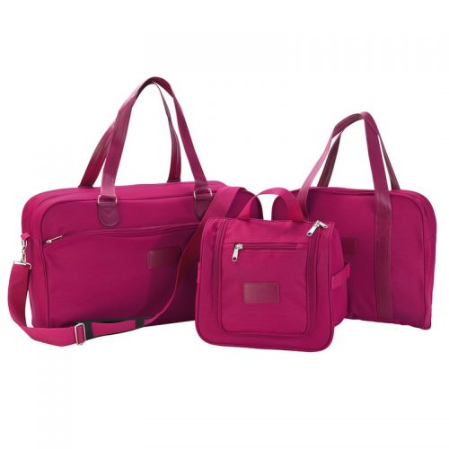 3-PC Travel Set : $10.99 + Free S/H
