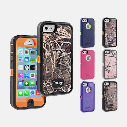 OtterBox Cases for iPhone 5/5s : $16.99 + Free S/H