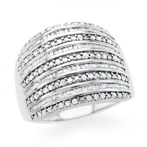 1CT Diamond Ring : $89 + Free S/H