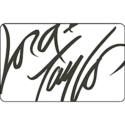 $50 Lord & Taylor Gift Card : Only $40