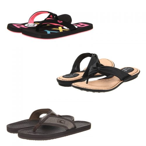 Sandals and Flip-Flops : Up to 80% off + Free S/H