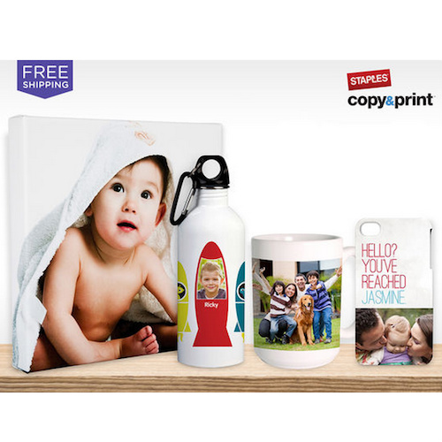 $50 to Spend at Staples Copy & Print : Only $25