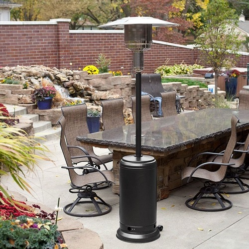 55% off Outdoor Propane Heater : Only $115.95 + Free S/H