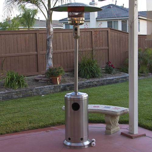 Patio Heater : $119.95 + Free S/H