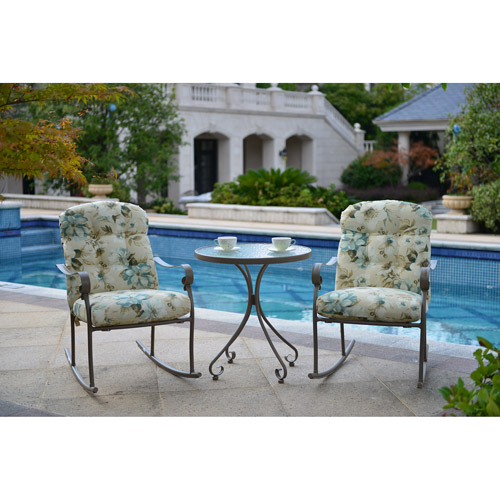 Rocking Outdoor Bistro Set : $98