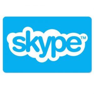 skype gift card deal
