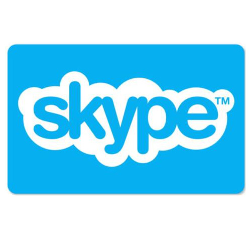 $25 Skype Gift Card : Only $16