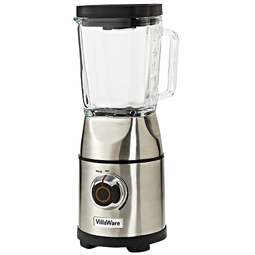 Villaware Stainless Steel Blender : $28