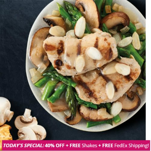 South Beach Diet : 40% off + Free Shakes + Free S/H