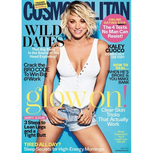 Cosmopolitan Subscription : Only $5