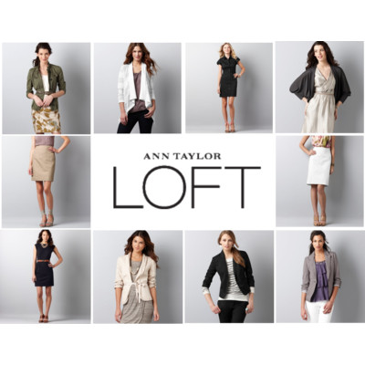 LOFT : 40% off Everything