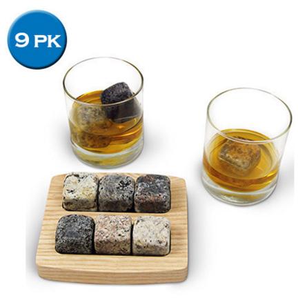 Whiskey Ice Stones : $8.90 Shipped