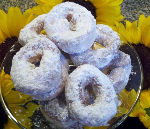 5-Minute Homemade Donuts