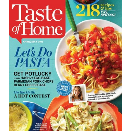 taste of home magazine subscription discount
