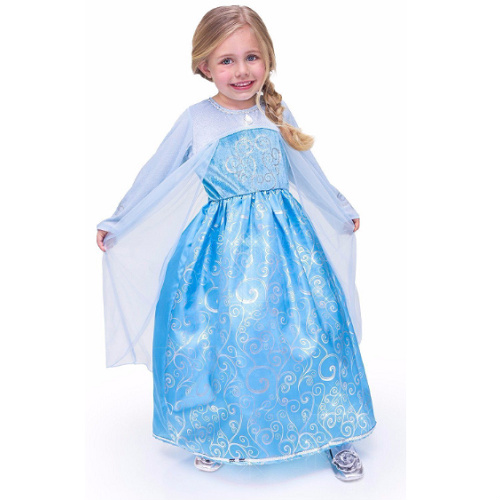 49% off Girls' Ice Princess Costume : Only $15.30 + Free S/H