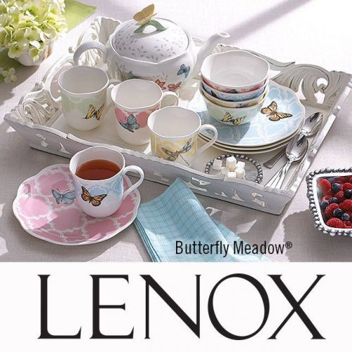 Lenox : Extra 40% off Clearance + 25% off Everything Else + Free S/H