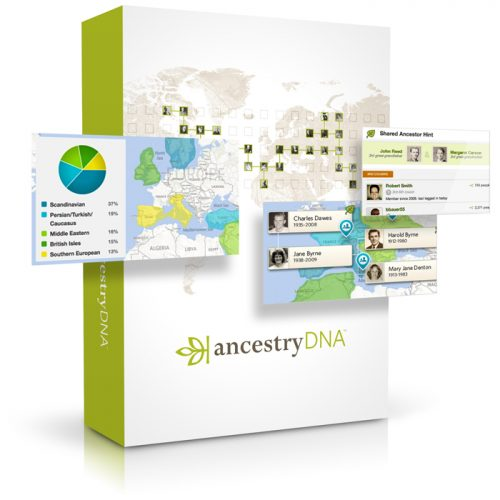 $30 off Ancestry DNA Test : Only $69