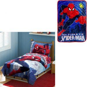 Spiderman-Toddler-Bedding-Set