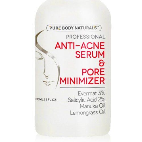 Acne Serum & Pore Minimizer : $17.95 + Free S/H