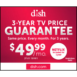 Discount coupons for dish network