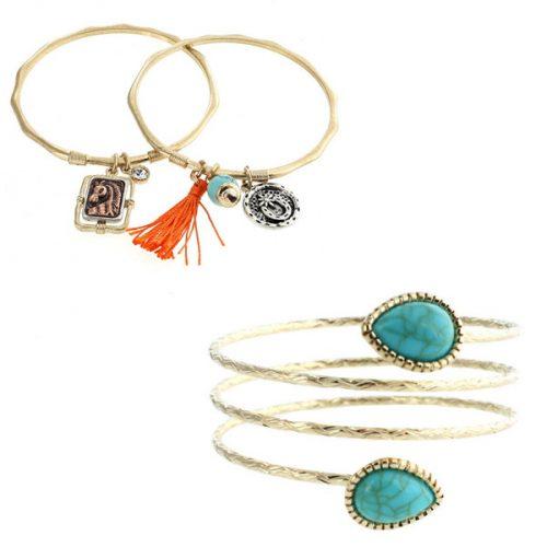 Fashion Bracelets : $5.95 + Free S/H