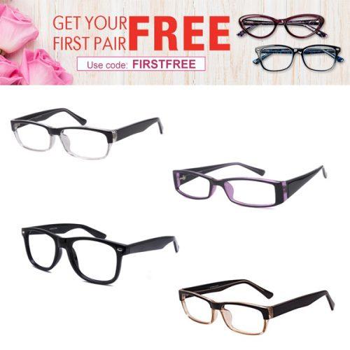 GlassesShop : Free Set of Frames