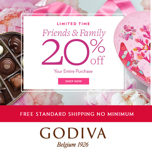 Godiva coupon code