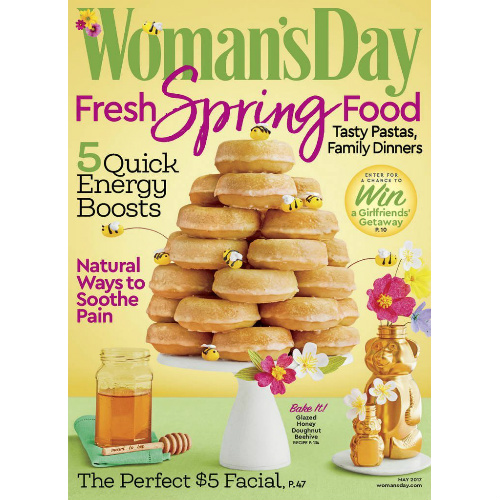 50% off Woman's Day Subscription : Only $5