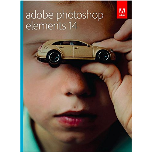 Adobe Photoshop Elements 14 : $59.99 + Free S/H