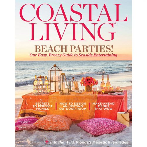 Coastal Living Subscription : Only $5
