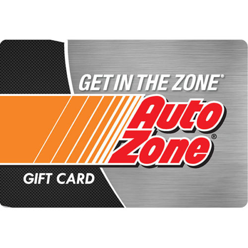 $100 AutoZone Gift Card : $90 + Free S/H