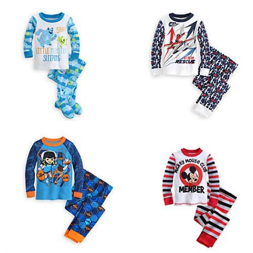 Disney Pajamas : $5.99 + Free S/H