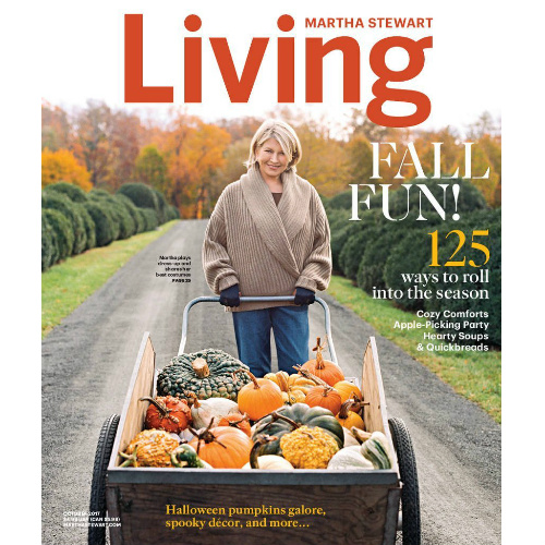 50% off Martha Stewart Living Subscription : Only $5