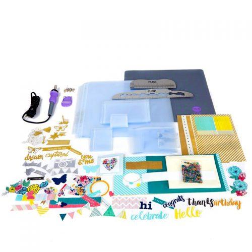 We R Memory Keepers Fuse Bundle : $34.95
