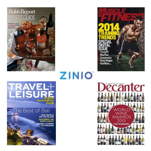 Zinio : Free Digital Magazine Issue