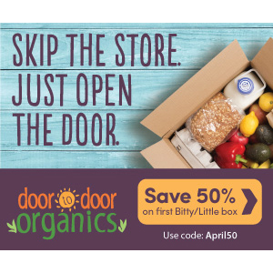 Door to door organics coupon code