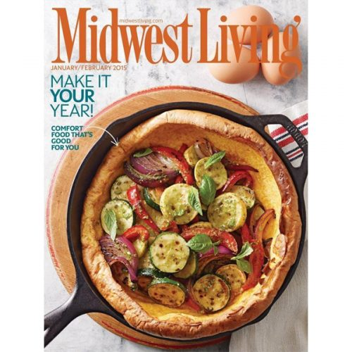 54% off Midwest Living Subscription : Only $5