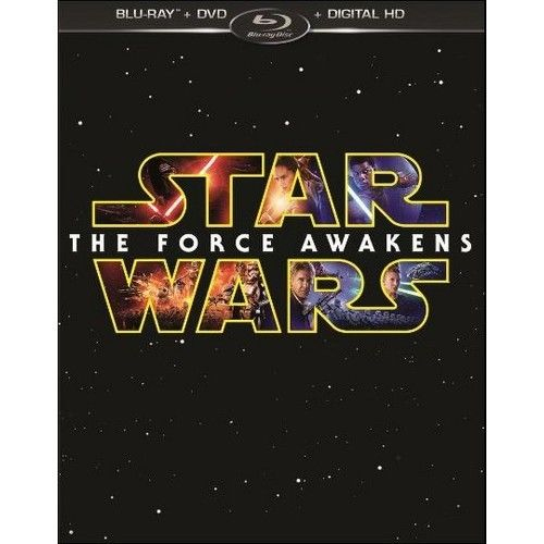 Star Wars: The Force Awakens : $16.99 + Free S/H