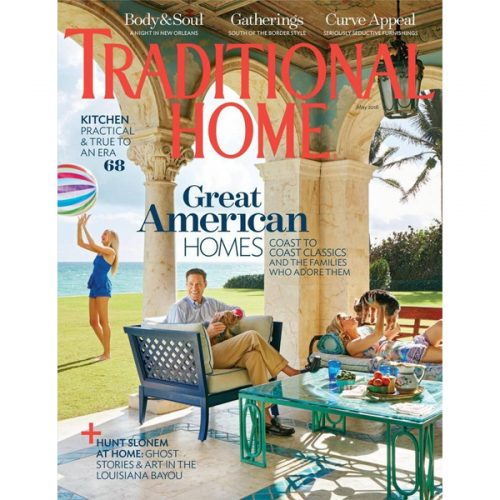67% off Traditional Home Magazine Subscription : Only $5