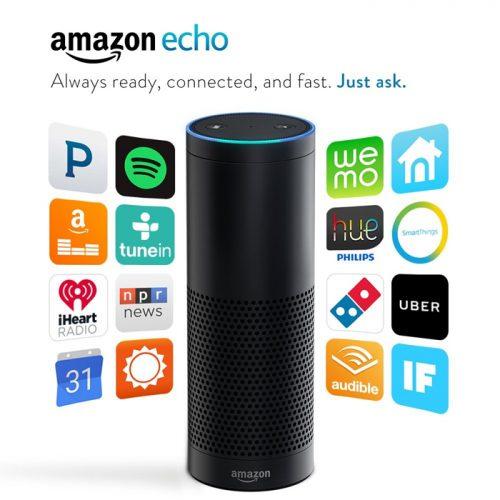 Amazon Echo : $140.39 + Free S/H