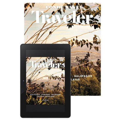 Condé Nast Traveler Subscription : Only $5